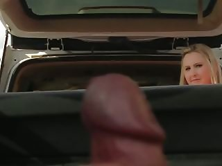 car flash blonde