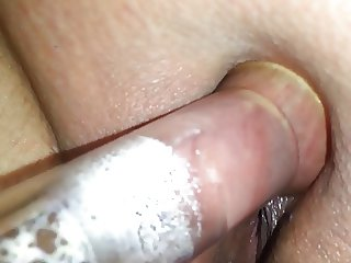 Pumped Clit and Squirting
