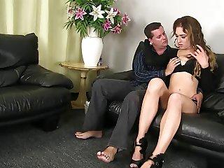 Lovely thin tgirls sex