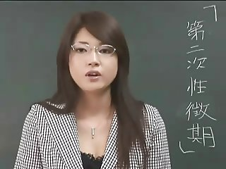 Erika Sato Woman Teacher Nakadashi Anal Attack