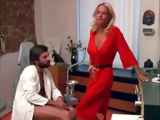 Brigitte Lahaie With The Doctor By TROC