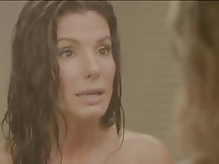 Sandra Bullock Chelsea Handler Naked Shower