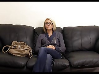 Bella Casting With Anal