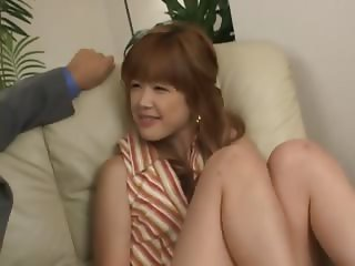 Sleeping japanese beauty anal fucked