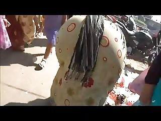 Indian Street Booty Voyeur