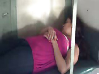 my girlfriend in train 2