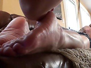 Mature Lesbian Foot Worship