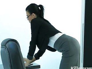 Office Slut..