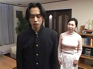 Japanese mother Taken By son s friend