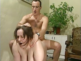 bbw mature fucks with young men