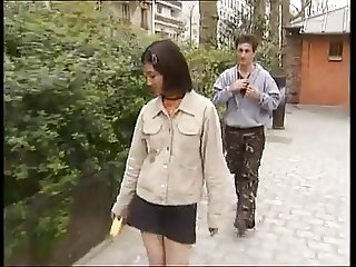 Korean student fucks western dicks 1