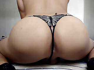 booty culote ass