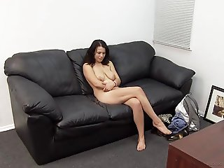Adrianna First time slut casting