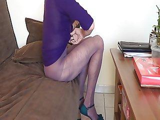 Pantyhose fantaisy